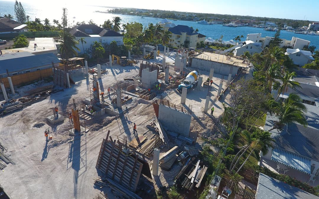 Thirty | Six Paradise Construction Footage