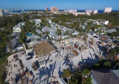 Luxury Condos construction Paradise Island Bahamas 2017