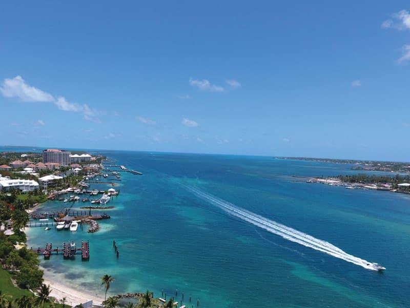 Living on Paradise Island, The Bahamas