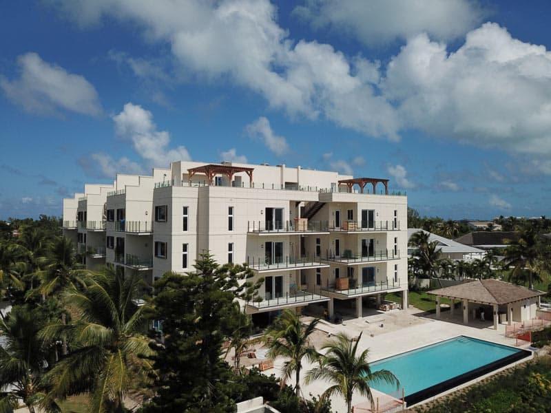 Thirty Six Paradise Island November Construction Update