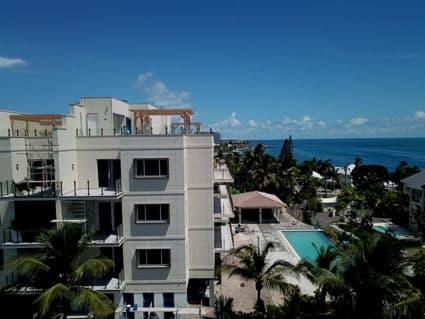 Balconies with Shoreline